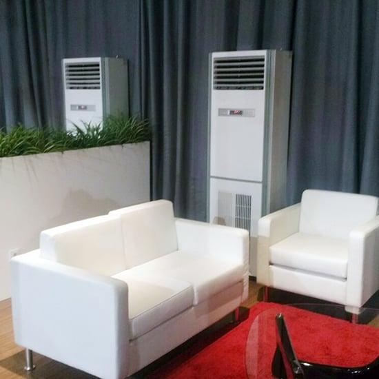 climatizador fan coil 10 -15 KW