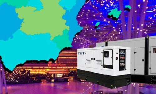 montaje sevilla 500x304 - Alquiler de generadores o grupos electrógenos en Sevilla
