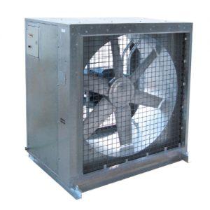 Caisse de ventilation 105.000-650
