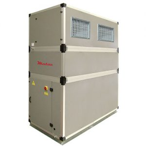 Équipement autonome pompe chaleur 100 KW